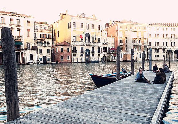 漫漫水鄉 享受迷路:水都威尼斯
