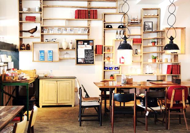 4個大學生的上百坪概念店 荷蘭咖啡時尚空間 HUTSPOT