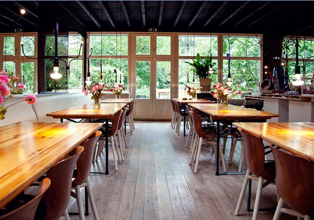 隱身巷弄的異國庭園餐廳 Marres Kitchen