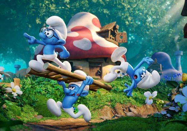 《藍色小精靈》:帶你找回童年最單純的冒險感動