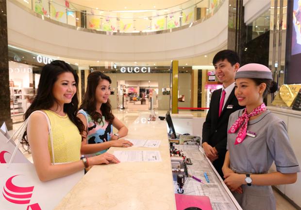 貼近消費者需求 義大世界購物廣場用授權打造有趣商場