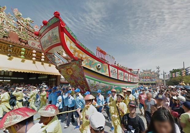 台灣節慶登上Google街景!讓世界看見寶島之美