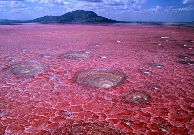 難以親近的美!世界上10個最危險的旅遊景點
