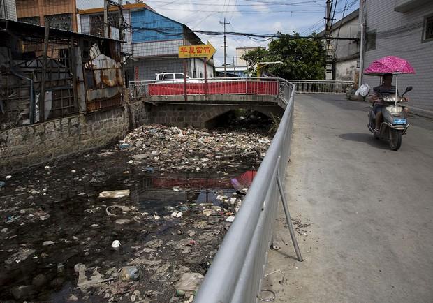 悲劇的科技墳場!貴嶼成了世上嚴重的有毒汙染地