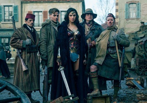 《神力女超人》:DC史上最令人讚嘆的傑作