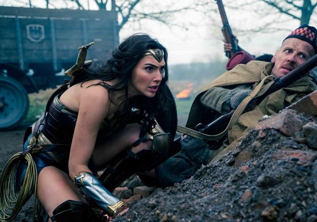 《神力女超人》發威!全台單日票房逼近4000萬