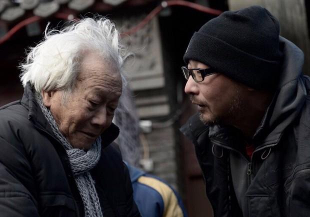 叛逆小子變成大導演!94歲老戲骨為兒子管虎撐腰