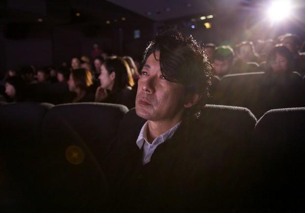 永瀨正敏拍攝《光》,為演盲人不惜戴弱視蛙鏡