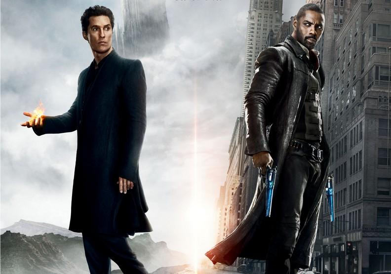 史蒂芬金小說改編《黑塔》:兩大影帝正邪對立