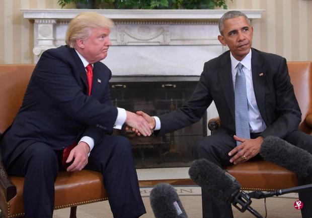 歐巴馬警告川普 勿把白宮當家族企業