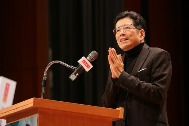 嚴長壽:領導人第一要務就是凝聚共識  台灣沒有與任何人為敵的本錢