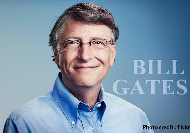 善用一天24小時!比爾蓋茲給年輕人的3大忠告
