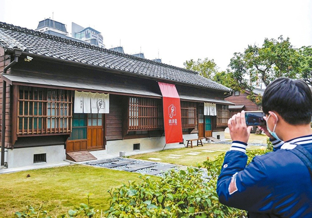 台南水上町交流館 廢棄日式宿舍變觀光熱點