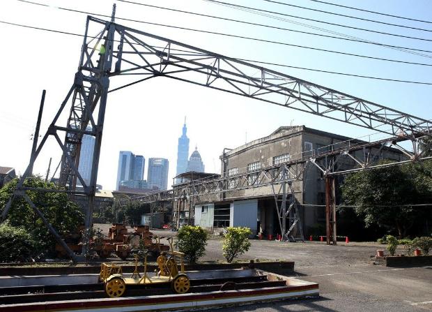 台北機廠轉型  許多全台僅存文物將開放參觀