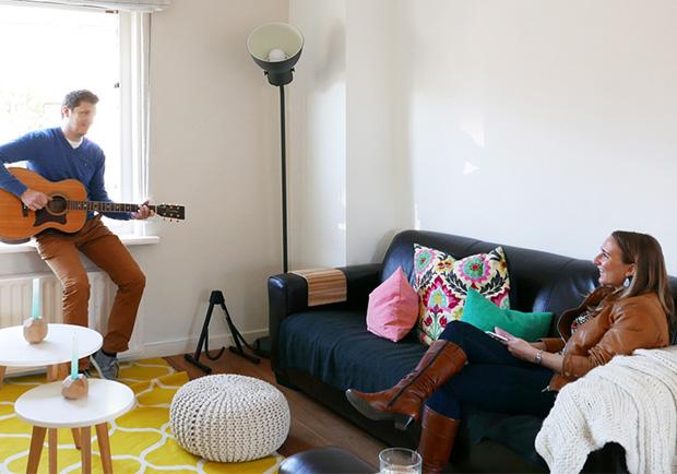 移居荷蘭的澳洲夫妻 Sophie & Shane 的簡約明亮住宅
