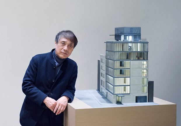 安藤忠雄首座紐約建築物啟用 清水模大廈清新出落曼哈頓!
