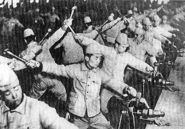 二戰歷史:望鄉三千里 台灣少年工的光輝