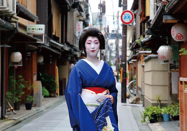 華麗又神祕的京文化「藝妓」