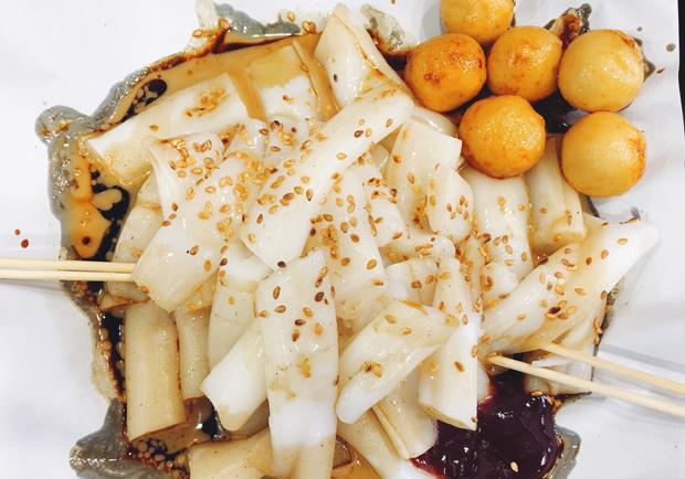老香港風味雜記:腸粉檔