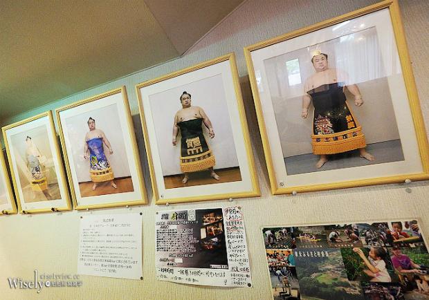 退役相撲選手開設的溫泉旅館 秩父西谷津溫泉