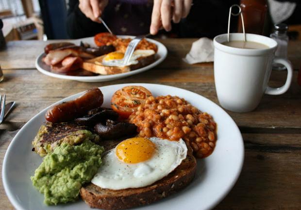 不愛吃早餐,就別吃了吧!