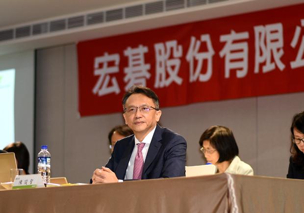 宏碁拚換血 陳俊聖接任董事長