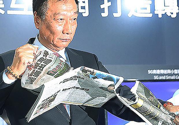東芝案日本政府阻力大 郭台銘為何不放手?