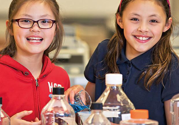 美國STEM+ 教育:教孩子解決現實生活問題 激發創意與想像
