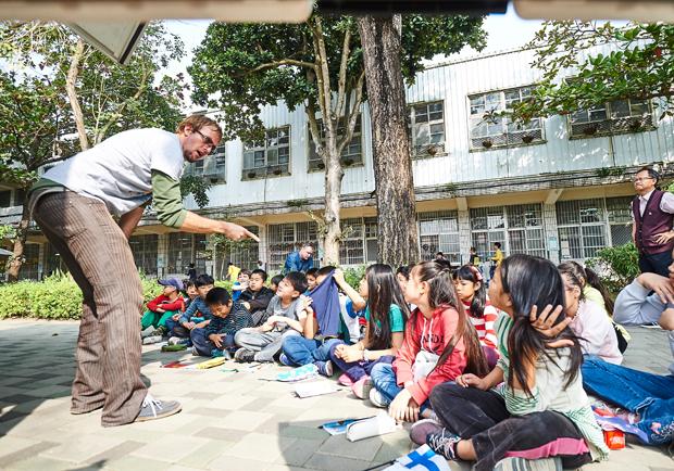 到臺南,體驗閱讀的幸福日常