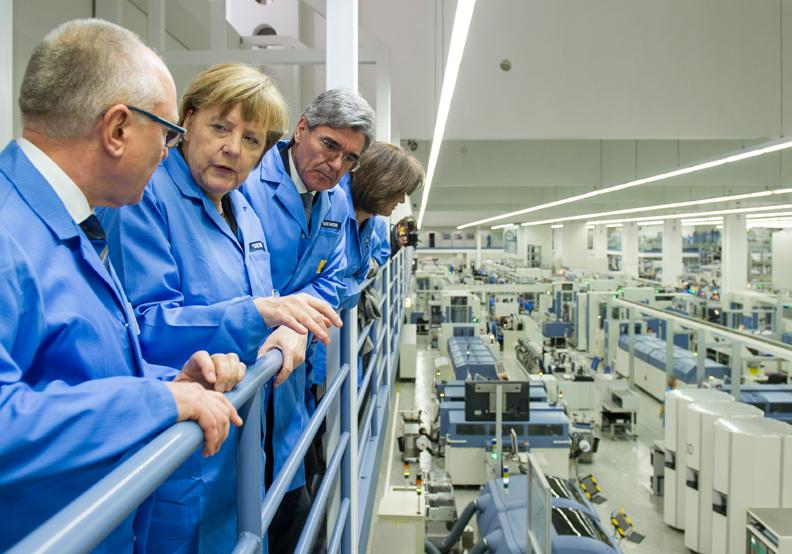 德國太會賺錢、存錢 高貿易順差惹議