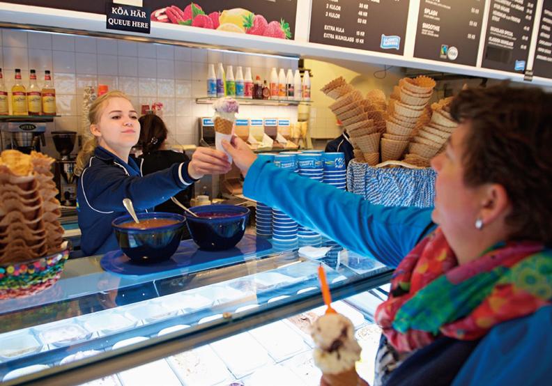 瑞典 長假不再放空 半數青少年暑假打工賺錢