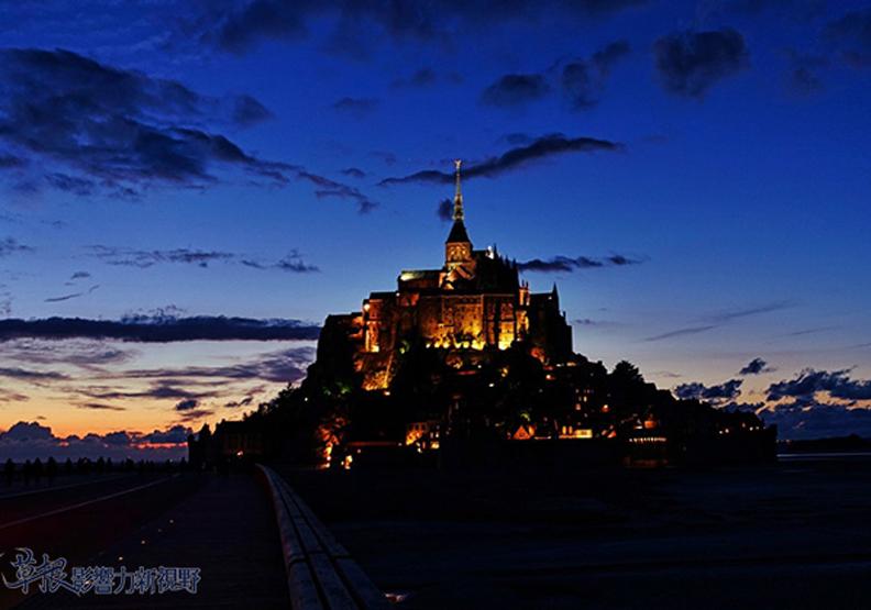 朝聖者的天堂:法國聖米歇爾山(下)