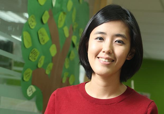 劉安婷:當偏鄉志工比領高薪快樂