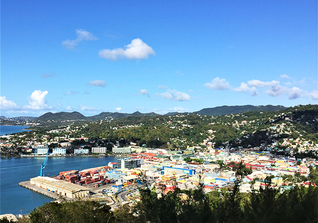 台灣的迷你友邦!來一窺觀光島國:聖露西亞