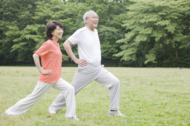 不動腦、不動身體,就會衰老