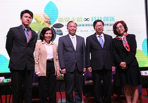 聚焦循環永續 展現科技創新