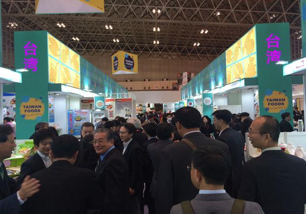 「臺灣形象展」開展新南向市場