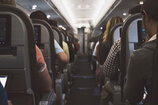 航空旅客的深部靜脈栓塞症