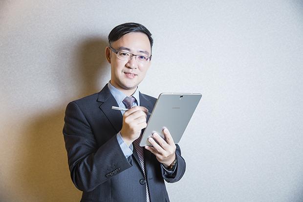 Samsung Galaxy Tab S3與S Pen  讓行動辦公生活更有效率