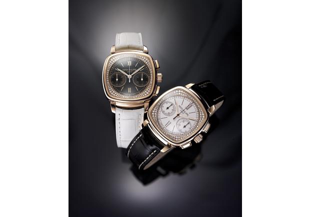 百達翡麗女用計時碼錶  為妳優雅掌握每一秒