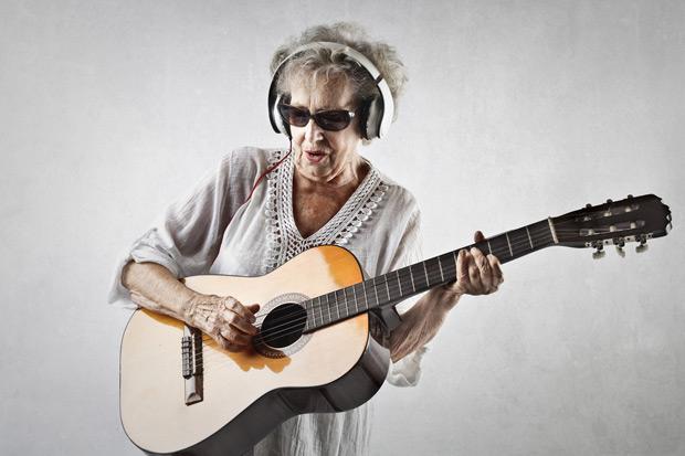 積極參與社會,老而有活力的瑞典阿嬤