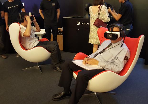 周永明久未現身 看好VR/AR 5年內將取代智慧型手機