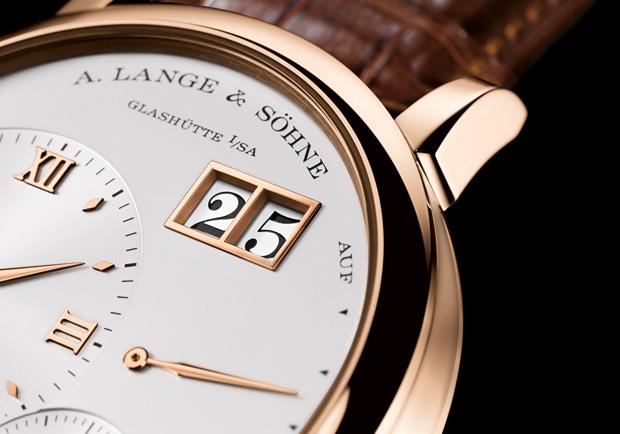 德式工藝震懾全球 朗格錶量少質精寫傳奇