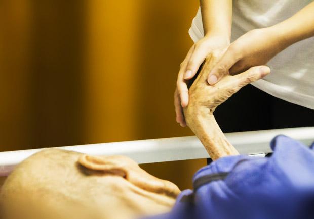 陪他走完最後一段路:臨終病人的徵兆