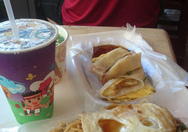 早餐店大冰奶是地表最強通腸劑?!
