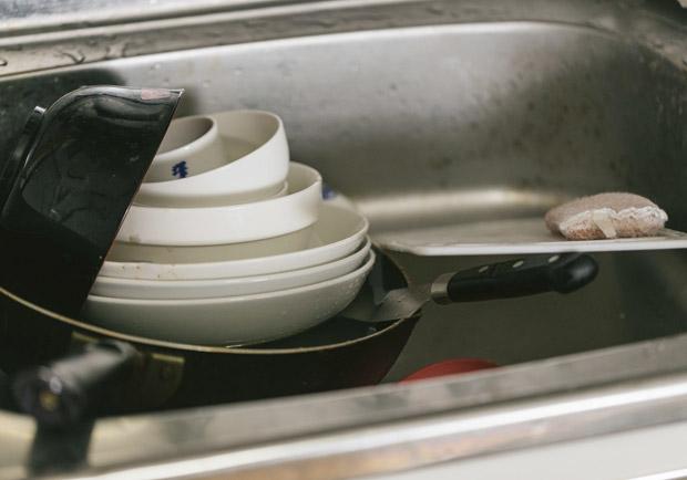 靠每天一點點的努力,擊破討厭清理廚房的心情