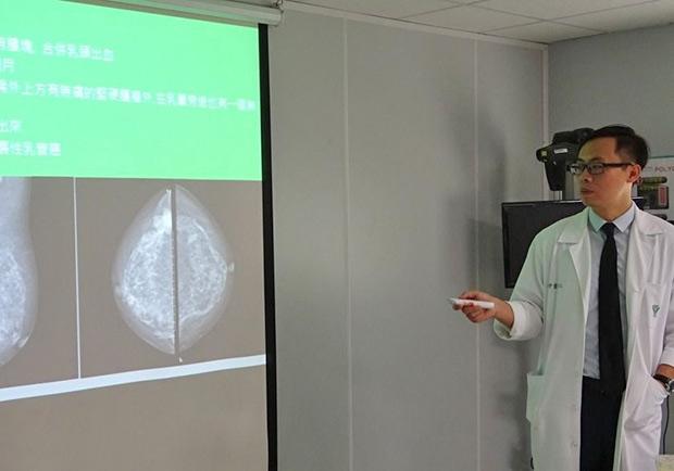 乳頭異常分泌物多,小心恐是乳癌前兆
