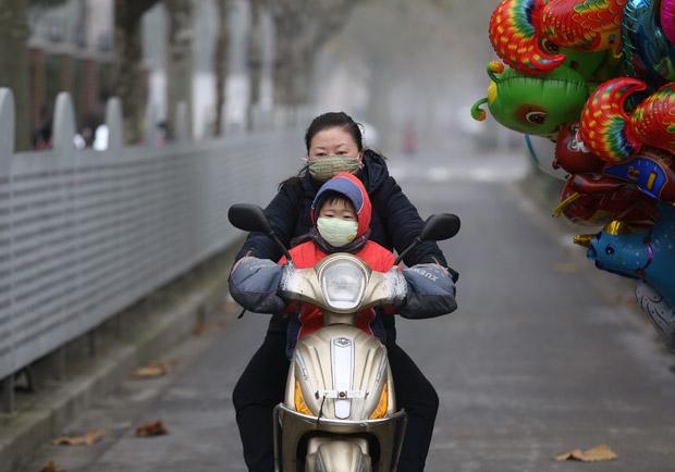 跟著寒流來的空汙讓你呼吸困難嗎?試試精油防霾對策