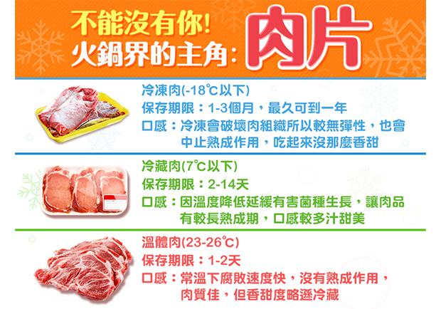 涮肉前你知道一般肉和重組肉的不同嗎?