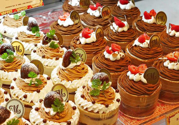 東京.有樂町美食:正中你的少女心 好看好吃杯子蛋糕